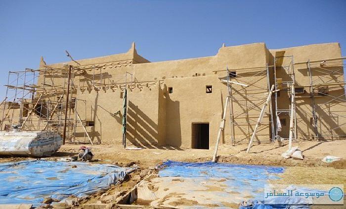 مشروع القصب التراثي