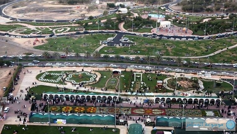 الفعاليات التراثية في حديقة الملك فهد في المدينة المنورة