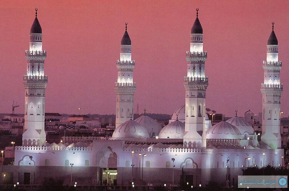 تحديد جغرافية المساجد