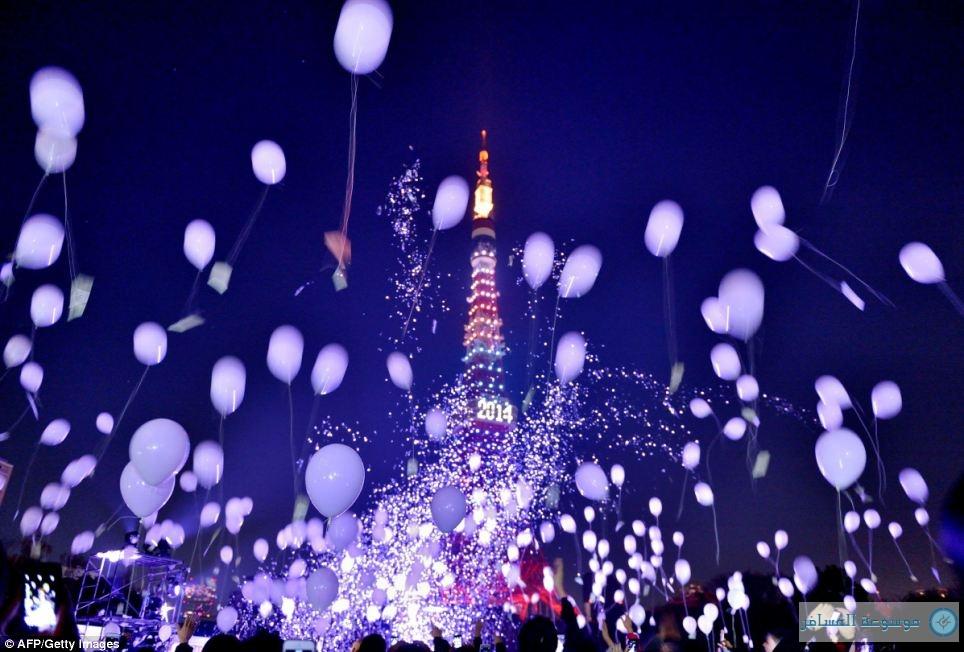 Japan celebrates the New Year