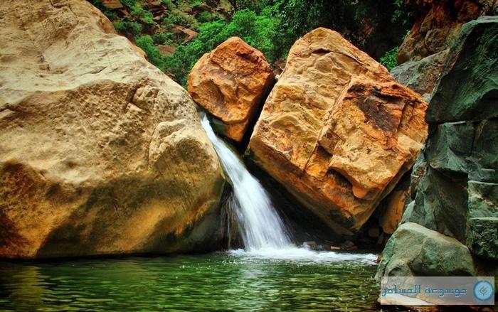جازان- وادي الجب