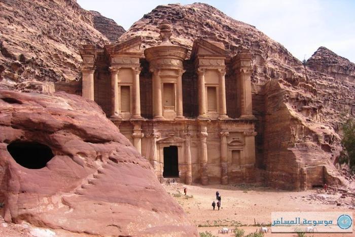 سياحة الأردن