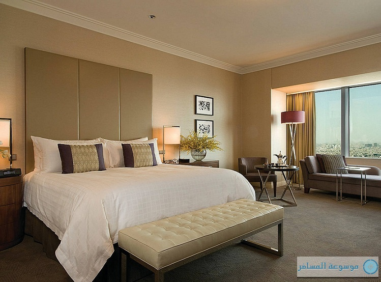 فندق فورسيزونز الرياض يكشف عن جناح المملكة الفاخر الجديد