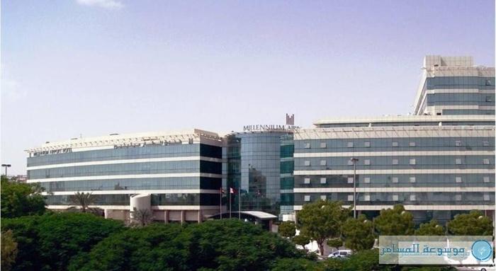 فندق ملينيوم المطار دبي