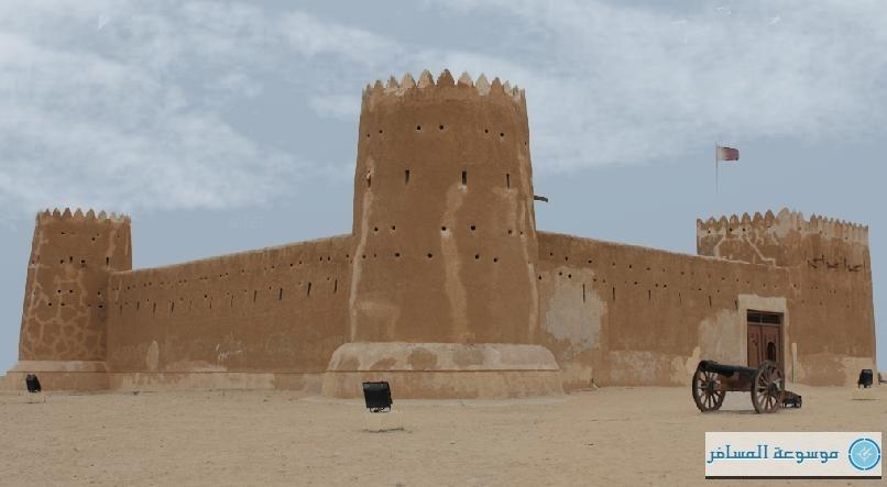 تدشين موقع الزبارة الأثري رسمياً