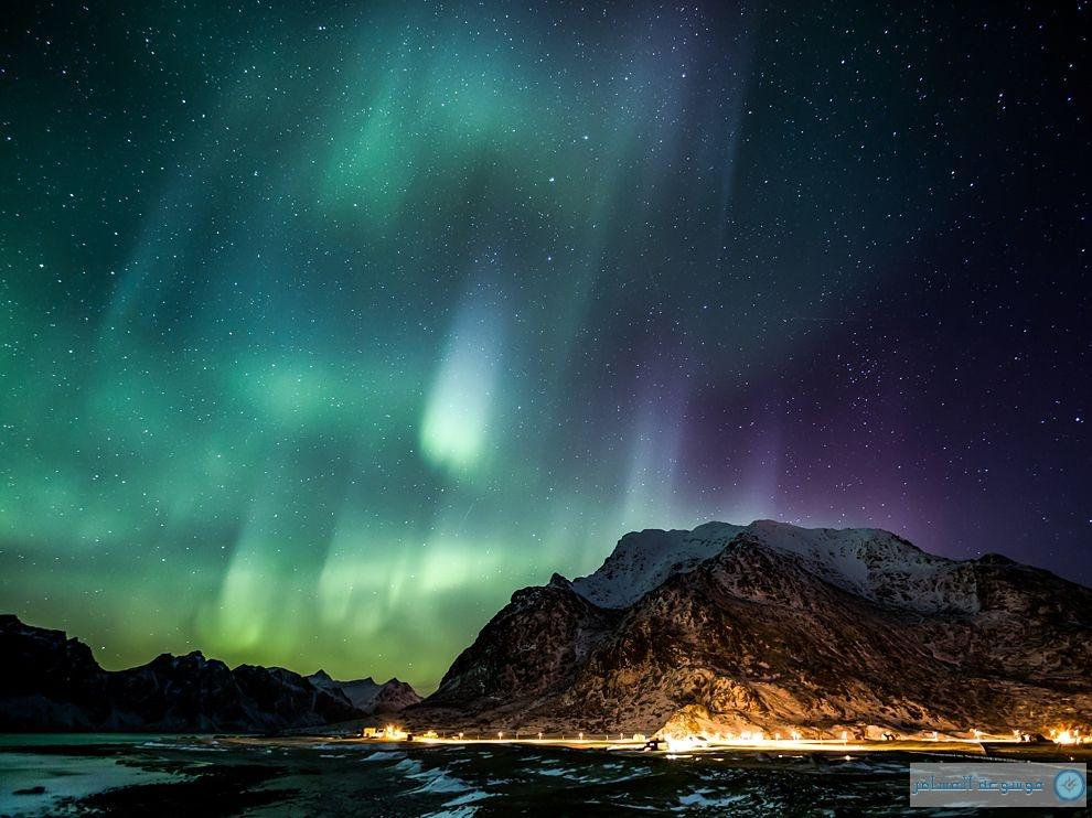 جزر افوتين، النرويج