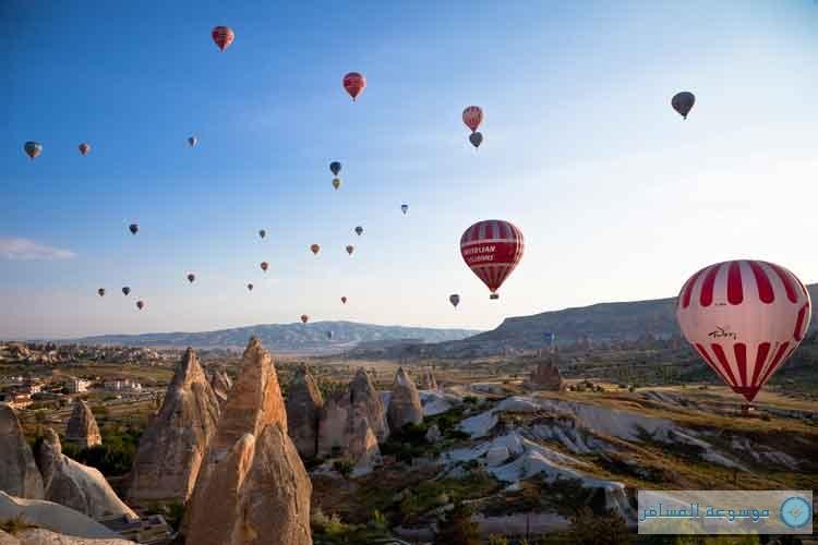 كابادوكيا ، تركيا