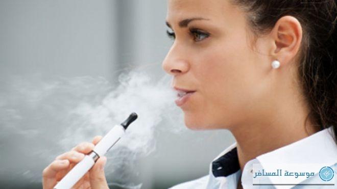 مطار هيثرو يفتتح أول صالة للسجائر الإلكترونية