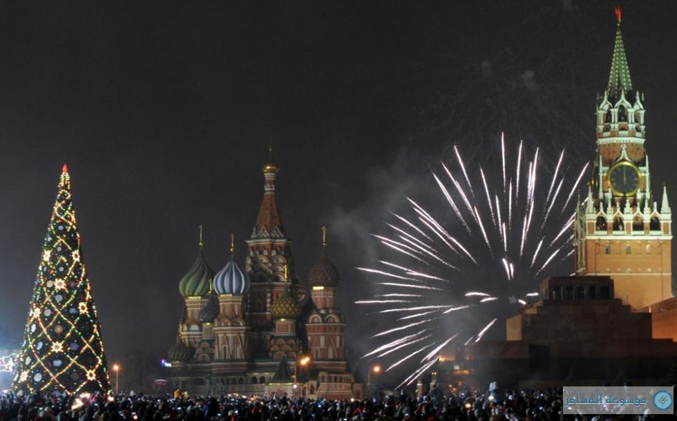 احتفالات تايلاند بالعد التنازلي 2014