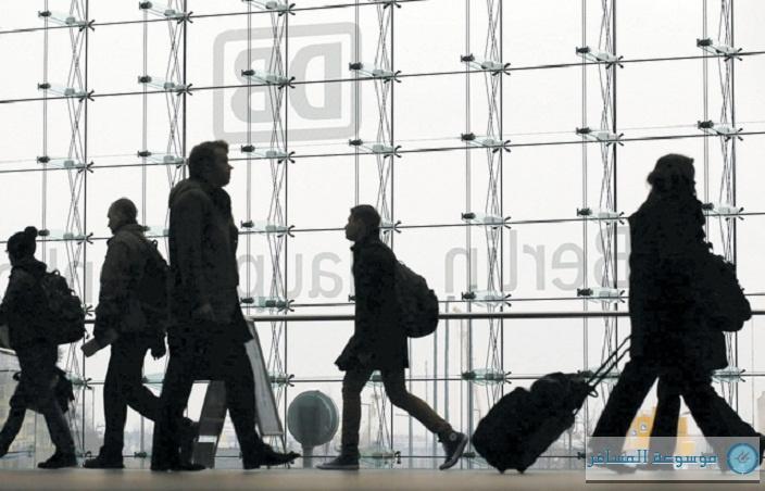 المسافرين