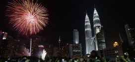 بالصور والفيديو.. العالم يبتهج ترحيباً بعام 2014