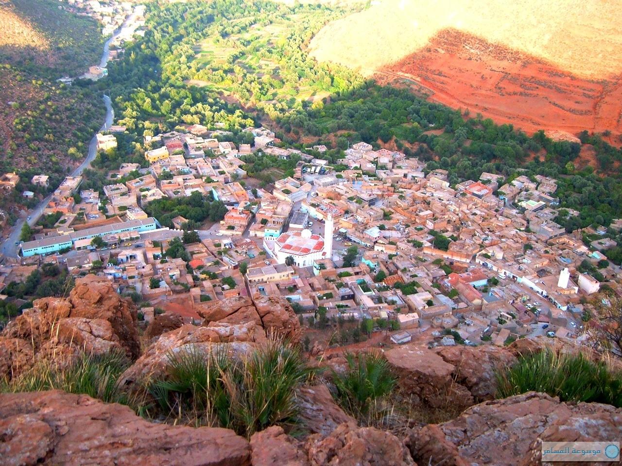 احتفال شعبي مميز .. إحدى القرى السبع لبني سنوس في تلمسان ، الجزائر