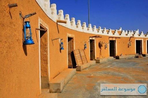 قرية الغضا السياحية