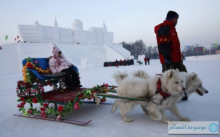 Festival-Harbin-annual-snowfall