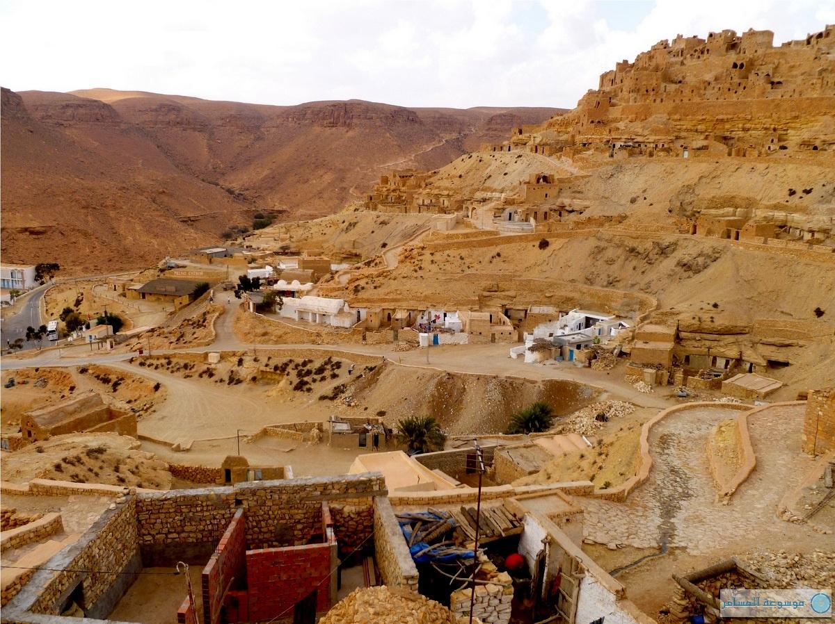 شنيني .. واحدة من أجمل المناطق الأمازيغية الساحرة في تونس