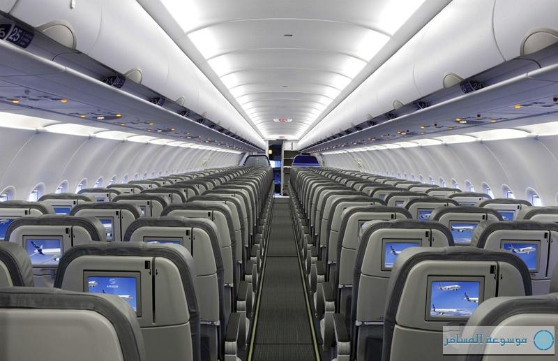 طائرة ايرباص 319