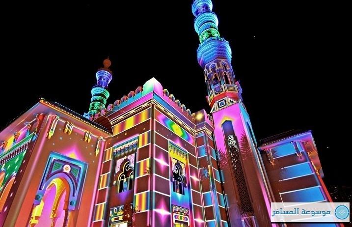 مهرجان أضواء الشارقة