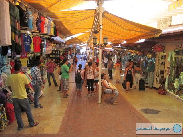 1-Kusadasi-Bazaar