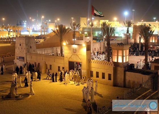 جناح الإمارات بالجنادرية