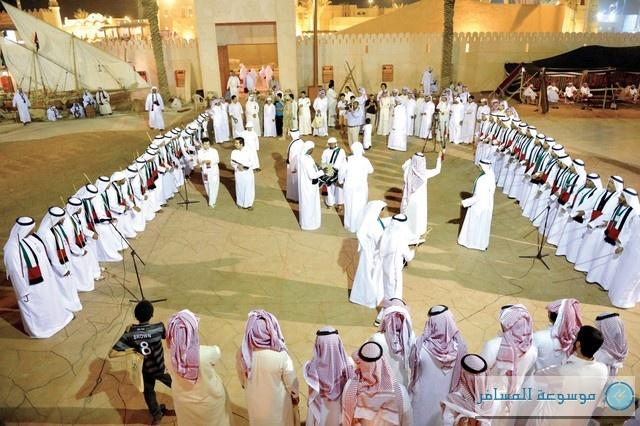 جناح الإمارات في الجنادرية