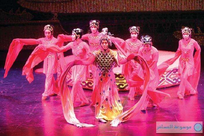 احتفالات صينية
