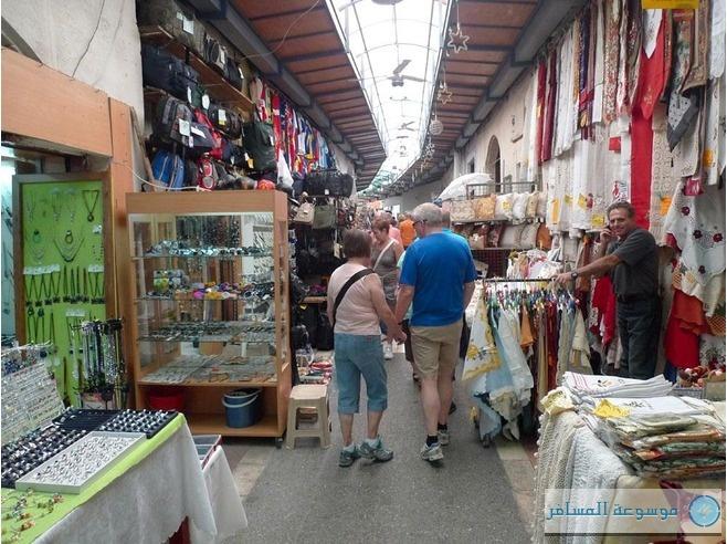 Shopping in Limassol