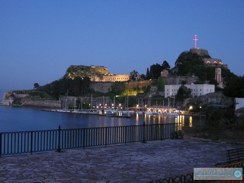 Corfu_the_old_citadel