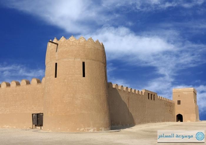 Fort-Of-Bahrain
