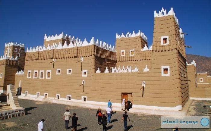 قصر الإمارة في نجران