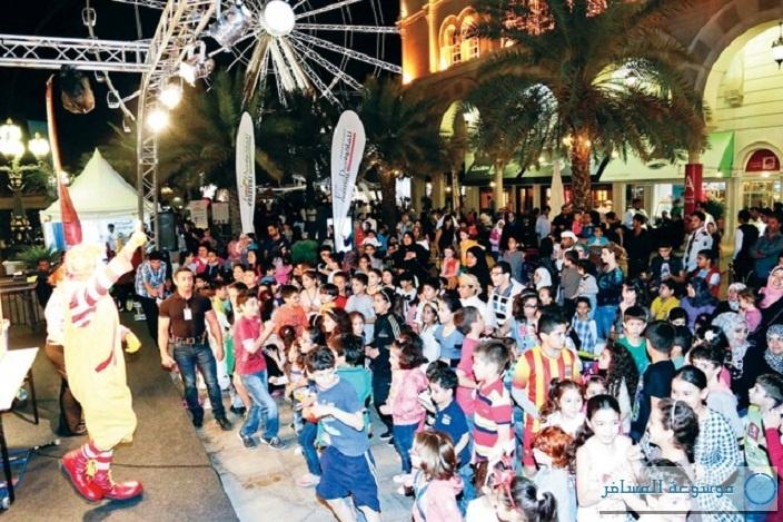 مهرجان القصباء للمأكولات في الشارقة