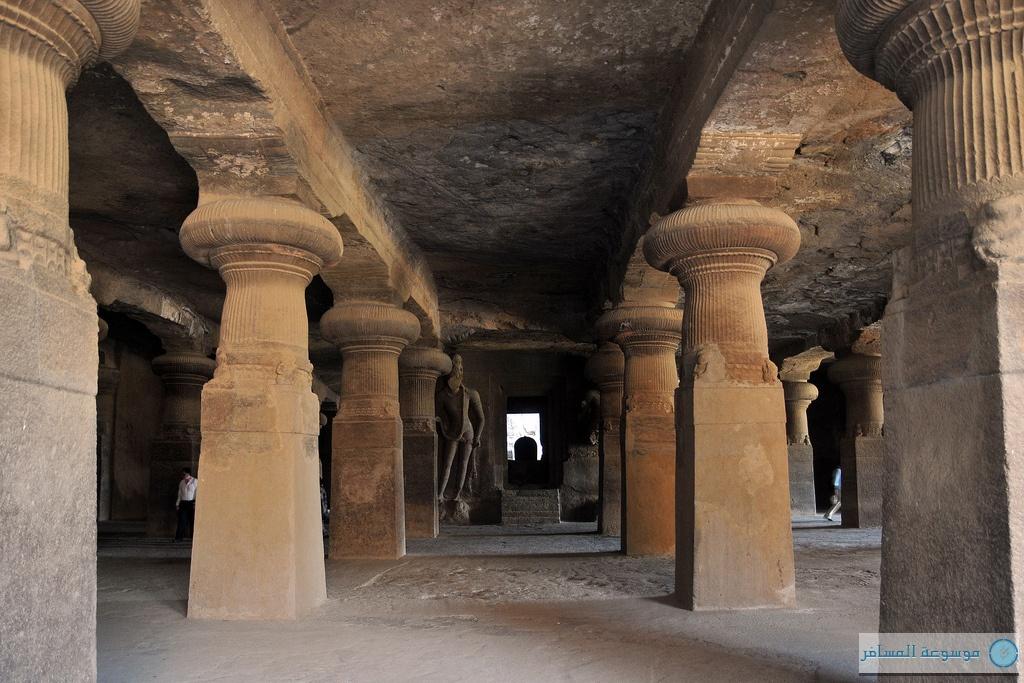 مومباي : كهوف إلفنتا