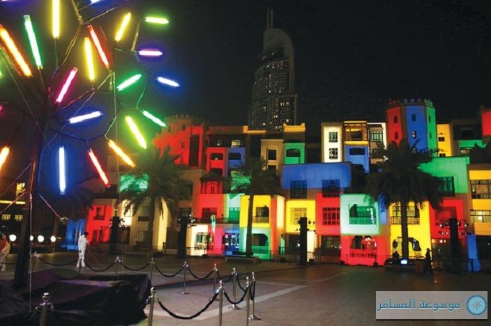 مهرجان دبي للأنوار