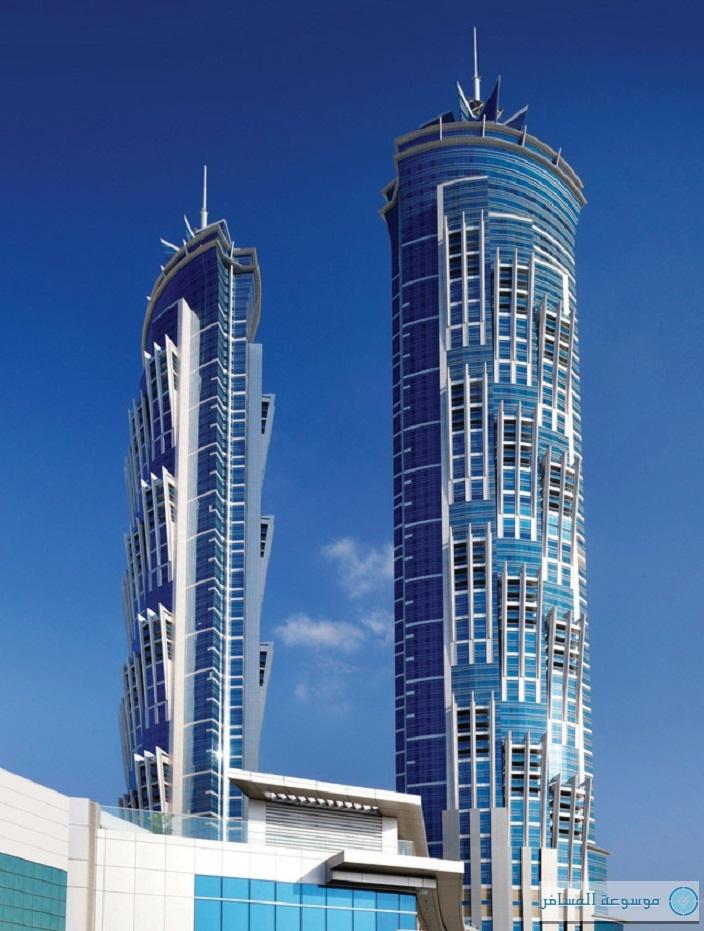 فندق جي دبليو ماريوت ماركيز دبي
