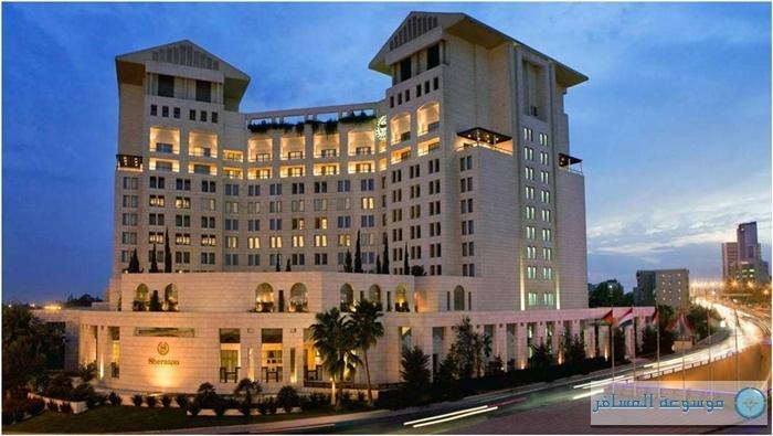 Sheraton-Amman-AlNabil-Hotel