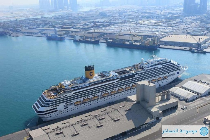 ميناء زايد