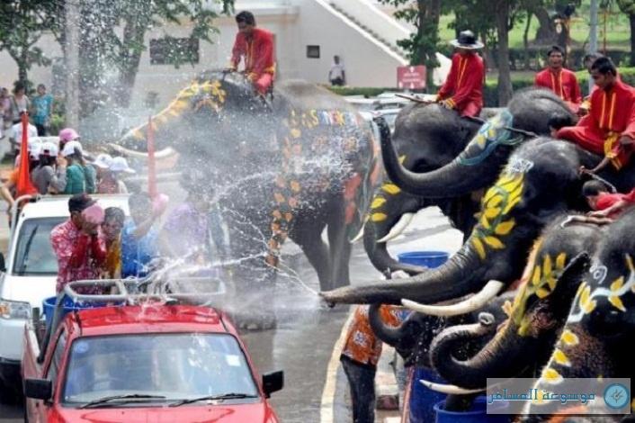 مهرجان سونغكران