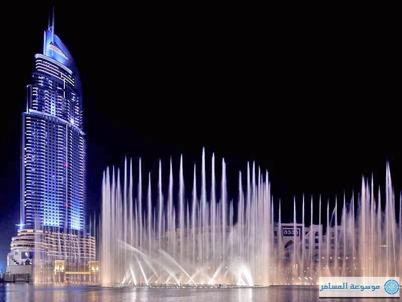 فندق-العنوان-دبي