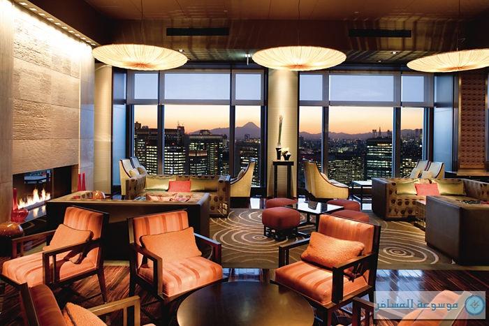 فندق-ماندارين-طوكيو