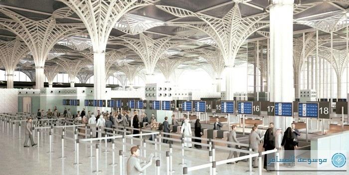مطار المدينة المنورة الجديد
