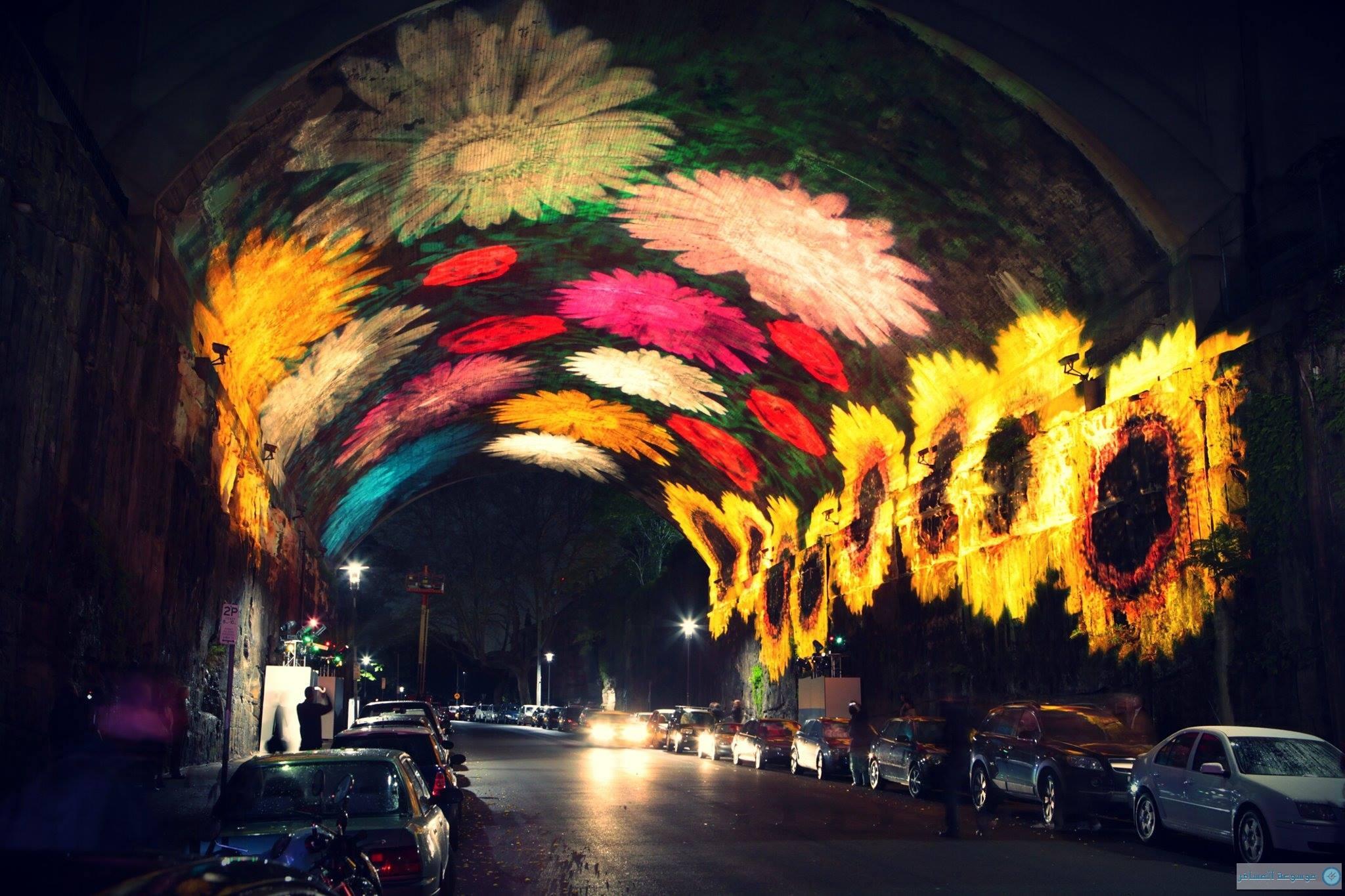 مهرجان أضواء سيدني
