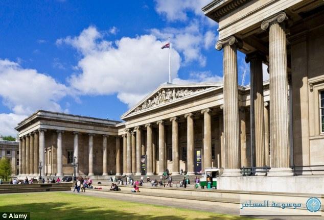 لندن: المتحف البريطاني