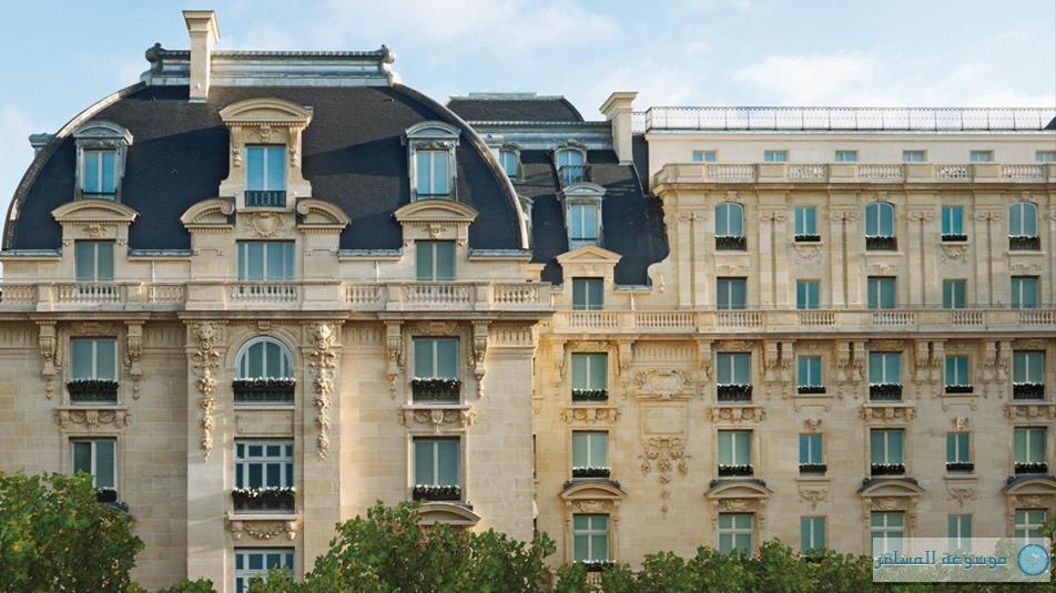 فندق بينينسولا باريس