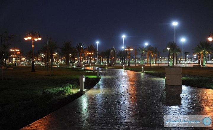 متنزه الملك عبدالله