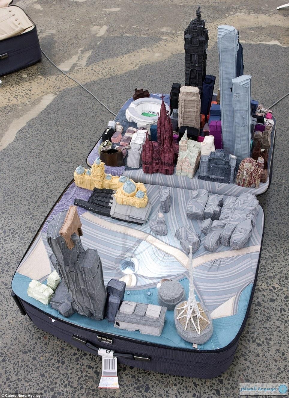مدن في حقائب السفر : مدينة سيدني
