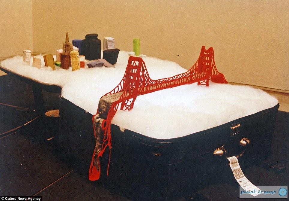 مدينة سان فرانسيسكو في حقيبة سفرك