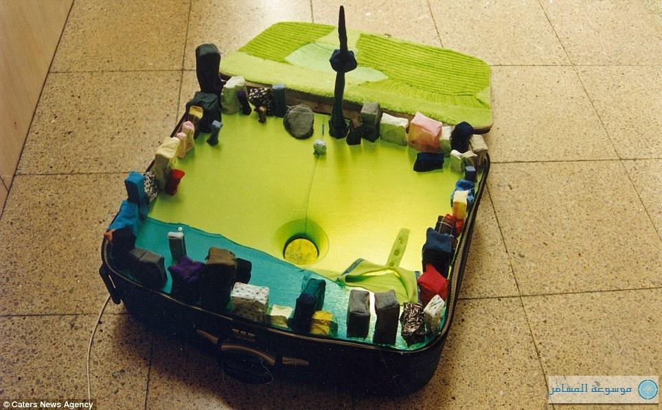 مدينة بكين في حقيبة سفرك