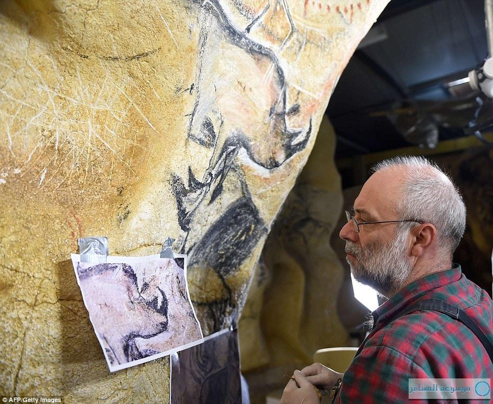 اكتشاف أثري جديد بفرنسا يعود تاريخه إلى 36 ألف عام