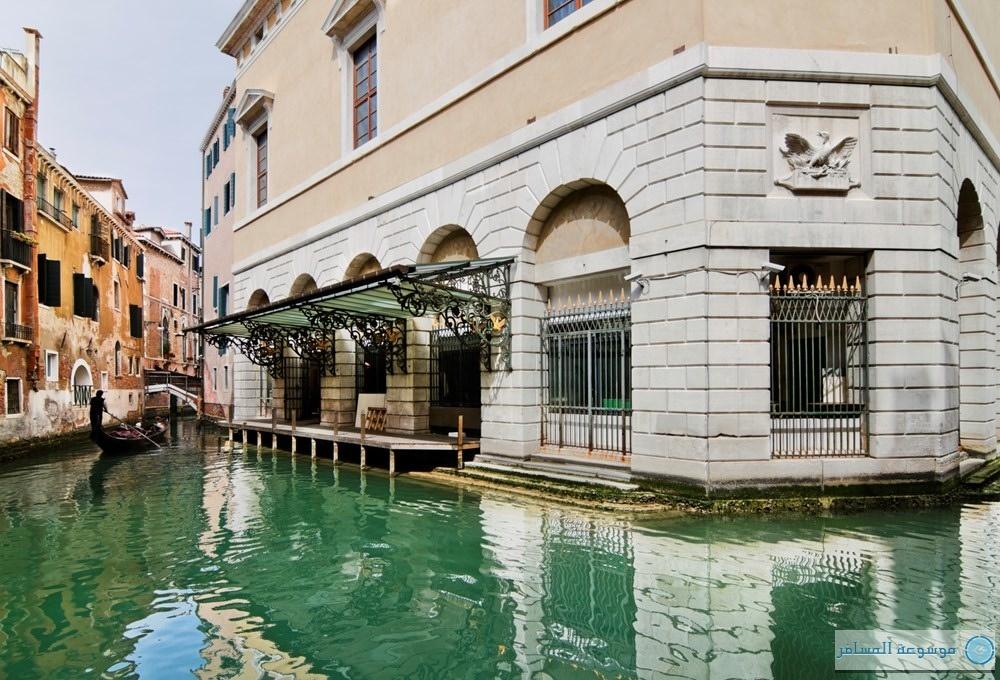 مسرح البندقية  Teatro la Fenice