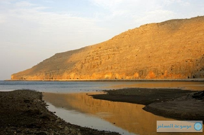 مضايق شبه جزيرة مسندم