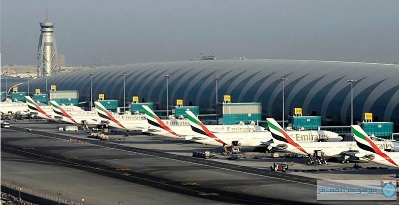مطار-دبي